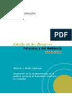 Libro Medio Ambiente 2011