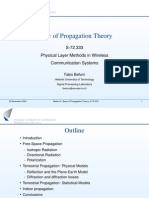 Basic Propagation Theory