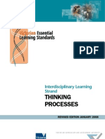 Vels Revised Thinking Processes1