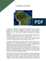 La Amazonía y su Proyección