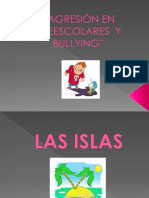 Agresion Escolar y Bullying Taller Padres