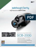 SCB-2000 Data Sheet
