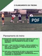 2º Organizacao e planejamento do treino