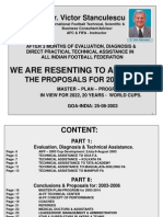 Afc - Technical, Scientific & Strategic Football Assistance - 2003