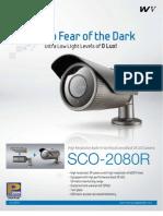 SCO 2080R Datasheet