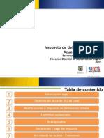 Impuesto Delineacion Urbana