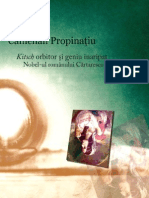 Camelian Propinatiu - Kitsch Orbitor Si Geniu Inaripat_Nobelul Romanului