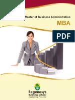 Regenesys MBA Brochure Web-3