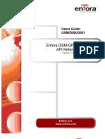 GSM0308UG001 - Enfora GSM-GPRS Family API Reference
