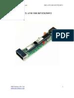 Avr Usb Programmer Manualvc3