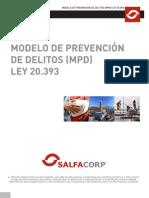 Modelo de Prevencion de Delitos