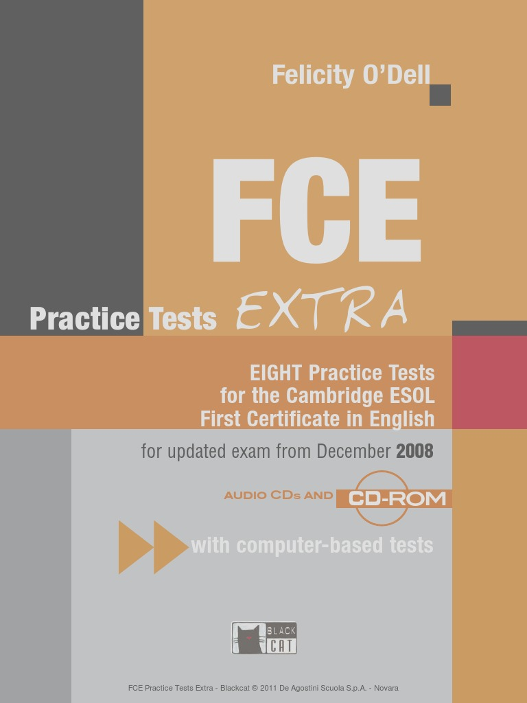 first certificate practice tests with key charles osborne pdf