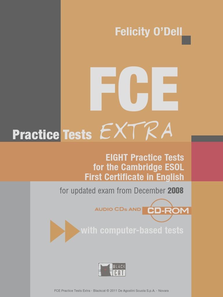 Fce Exams Pdf