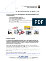 Como Identificar Peligros y Evaluar el Riesgo (IPER)