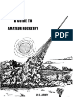 A Guide to Amateur Rocketry 1