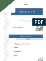 Tema5 Tecnologias Web III