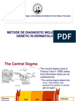 LP 6 TesteMoleculareGeneticeDermatologie Part I