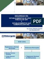 5 Seguridad en Establecimientos de Venta de GNV y GNC - Carlos Villalobos