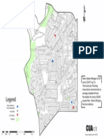 Map of Municipal Services (Police, Fire and Park) in Adams Morgan (2013)