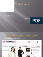 Prezentare Magazin Online (1)