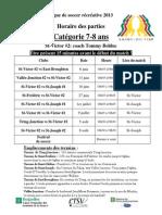Cédule 7-8 ans st-victor2 2013