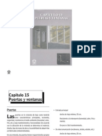 Cap15 - Construccion Edificios Puertas Y Ventanas