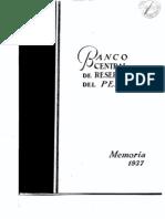 Memoria BCRP 1937