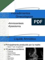 Amniocentesisyepisiotomia Para Los Sabados