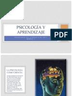 Psicología y aprendizaje