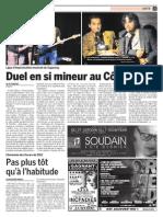 Ligue d'Improvisation Musicale Du Saguenay