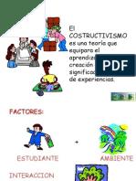 constructivismo procesos educativos 2013