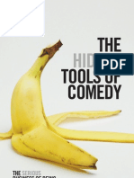 Hidden Tools of Comedy...sample PDF