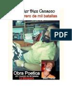 Javier Diez Canseco Un Guerrero de Mil Batallas