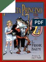 Baum, L.frank - La Perdito Princino de Oz