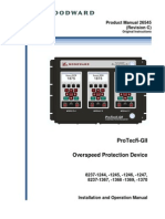Woodward - Protech Gii