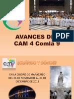 6. Presentación de las Etapas del CAM 4 - Comla 9.ppt