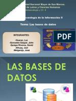 B.datos-1era Expo TECNO II
