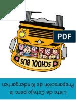 Kindergarten Calendarspan