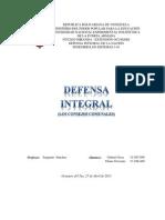 Defensa Trabajo