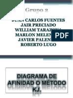DIAGRAMA DE AFINIDAD O MÉTODO KJ.pptx