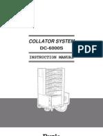 Dc-6000 User Manual