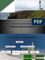 Cross Sectional DESIGN