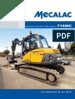 Mecalac Ahlmann 714MC