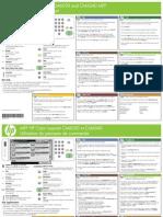 HP Color LaserJet CM6030 and CM6040 MFP_Control Panel