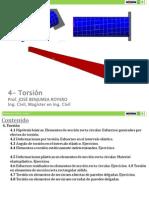 4.1 a 4.3 - Torsión
