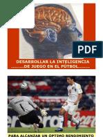 Inteligencia de Juego en El Futbol