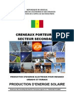 Production d'Energie Solaire_012011