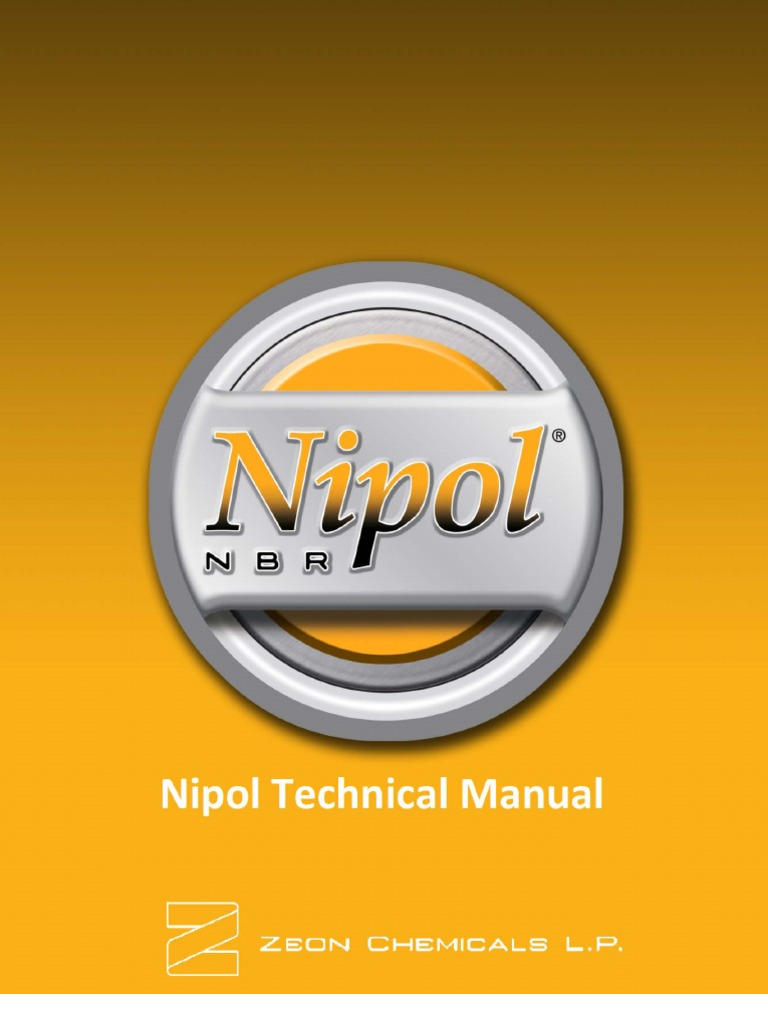 Nipol Technical Manual | Polymers | Polyvinyl Chloride