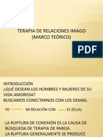 Imago Therapy (Marco Teorico)