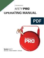 ARAPro_OperatingManual_EngFr_2012